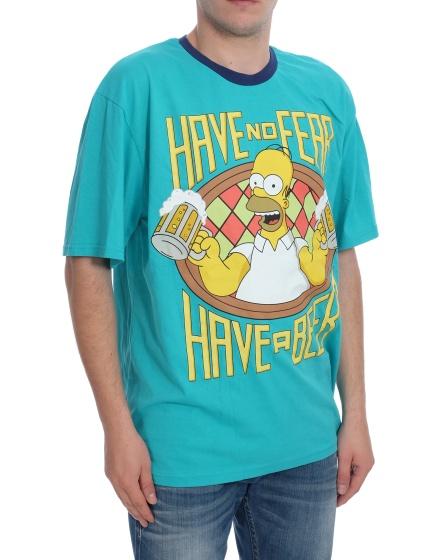 Мъжка тениска The Simpsons