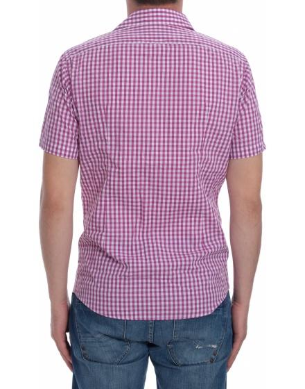 Мъжка риза с къс ръкав Abrams