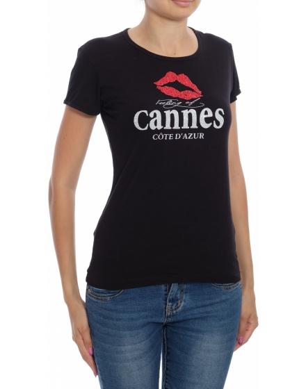 Дамска тениска Attitude Paris