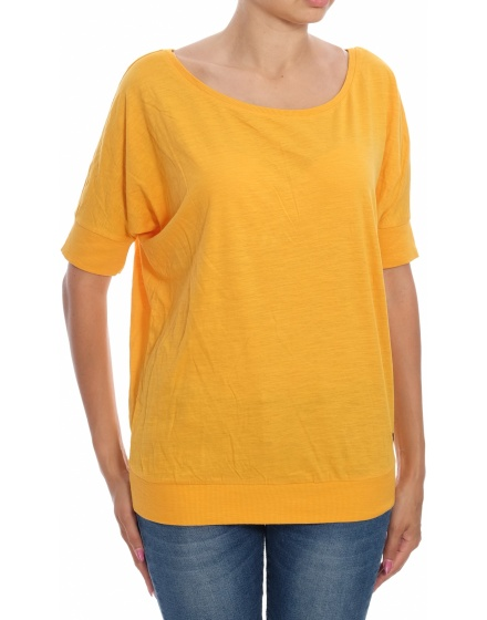 Дамска блуза с къс ръкав QS by s.Oliver