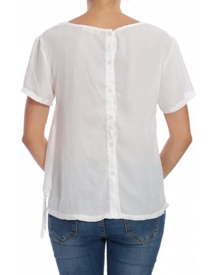 Дамска блуза с къс ръкав Aimite