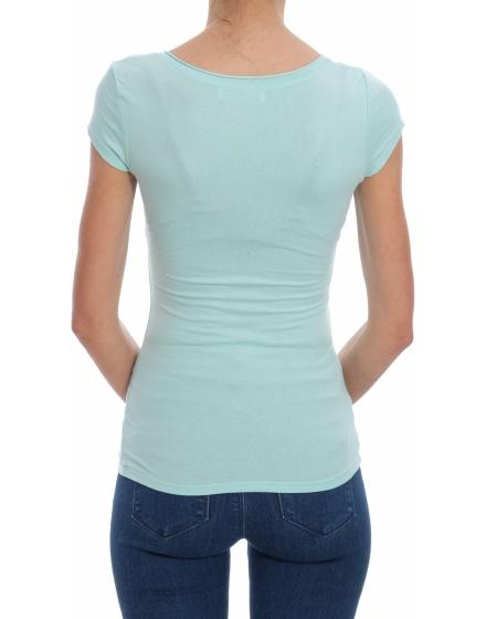 Дамска тениска Bershka